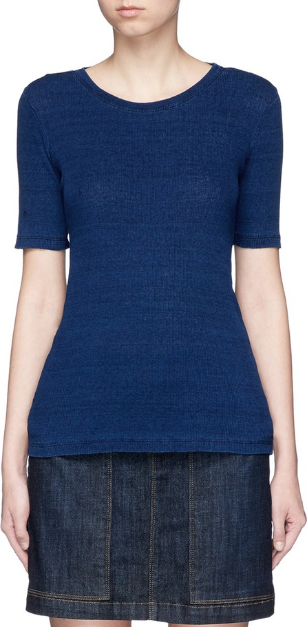AG Jeans 'Tria' short sleeve sweater