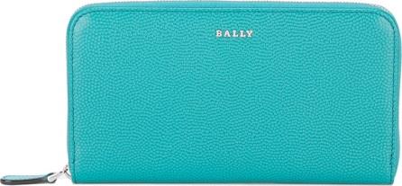 Bally all around zip wallet