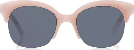 Andy Wolf Eyewear Fake Friends Acetate and Metal Sunglasses