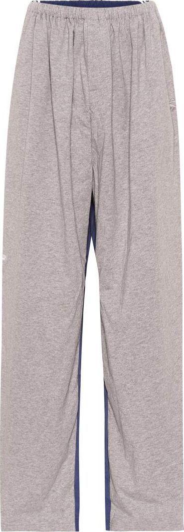 Vetements X Reebok jersey track pants