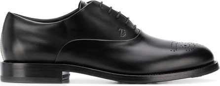 Tod's Perforated Oxford shoes
