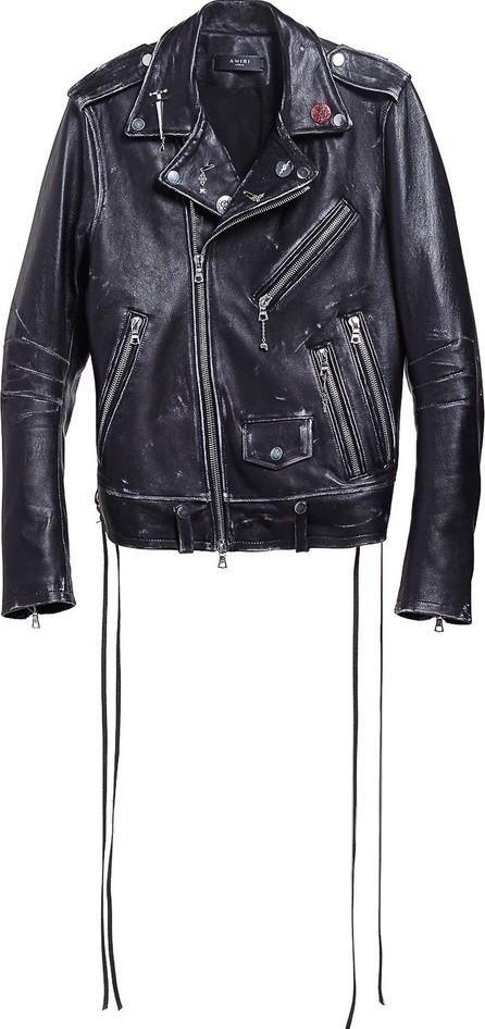 Amiri Lost boys vintage biker jacket