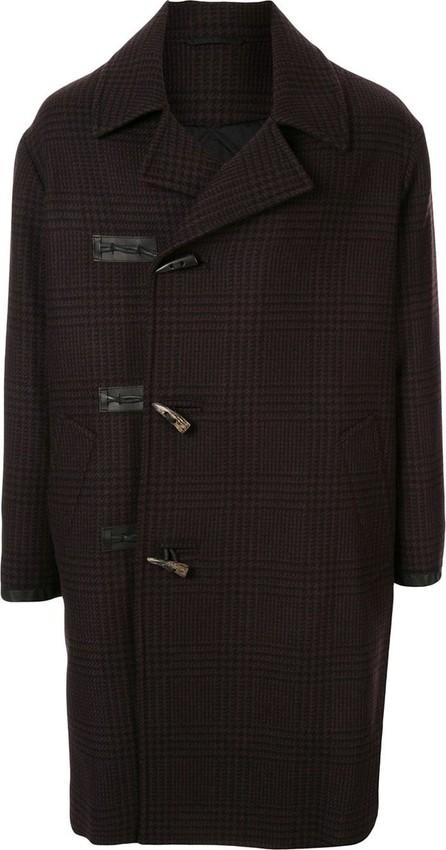 Cerruti 1881 Boxy fit duffle coat