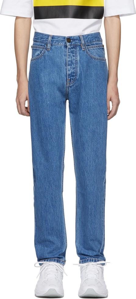 Calvin Klein Jeans Blue Narrow Jeans