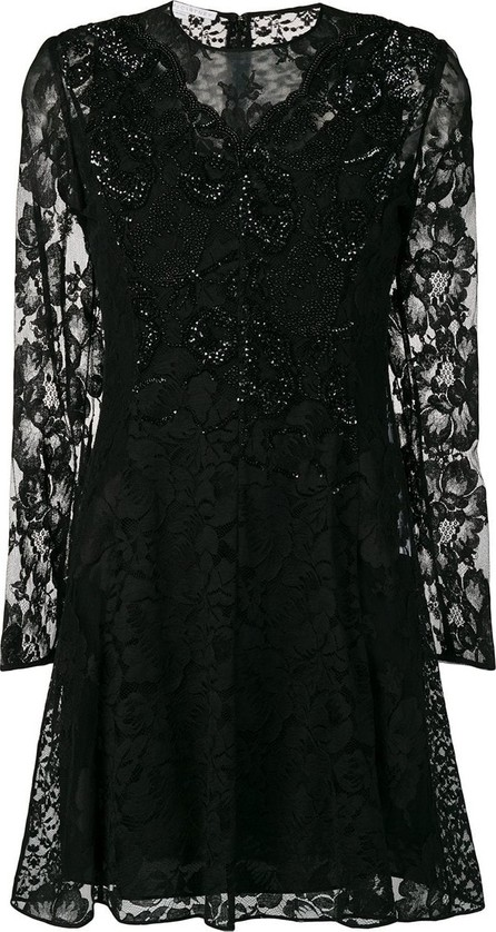 Stella McCartney Embellished lace dress