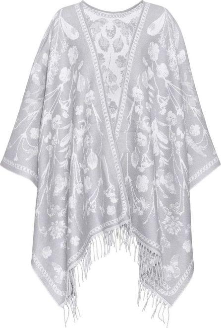 Alexander McQueen Wool cape