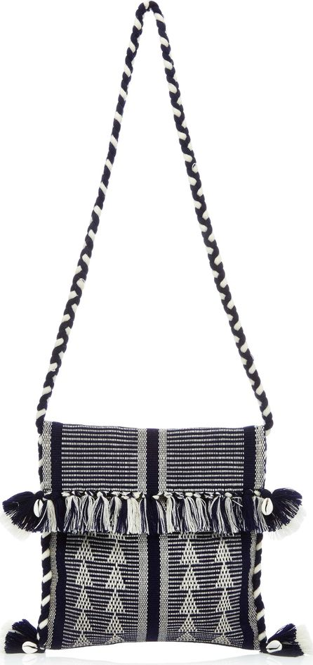 FIGUE Arrow Stripe Fisherman Crossbody