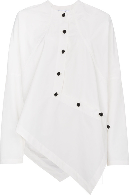 J.W.Anderson Knot Button Asymmetric Shirt