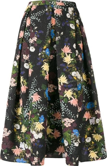 Erdem Floral print skirt