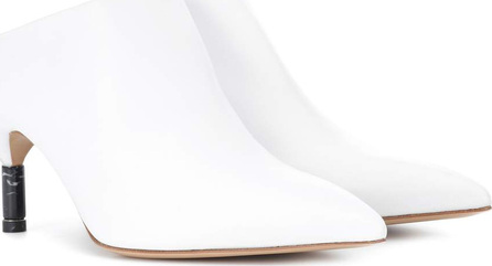 Gabriela Hearst Angelica leather mules