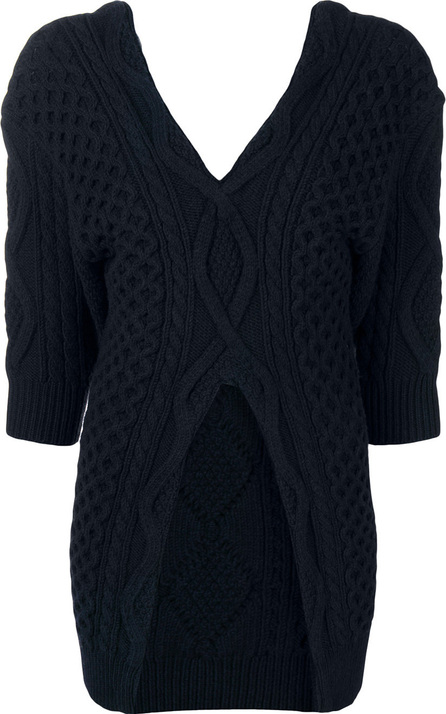 3.1 Phillip Lim Cable knit jumper