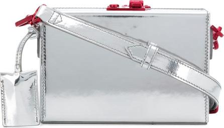 Calvin Klein 205W39NYC Mini box clutch