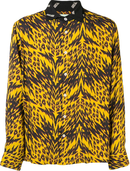 Aries Patterned classic shirt