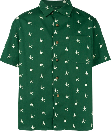 Bellerose Star print shirt