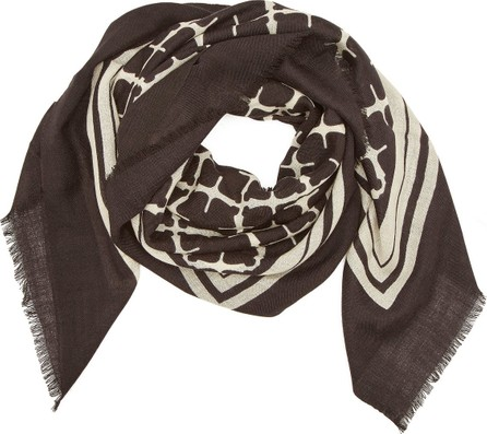 By Malene Birger Cornelis Printed Wool Scarf