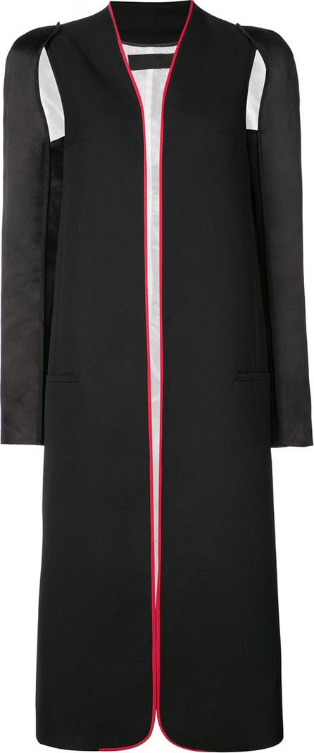Haider Ackermann Cutout cape coat