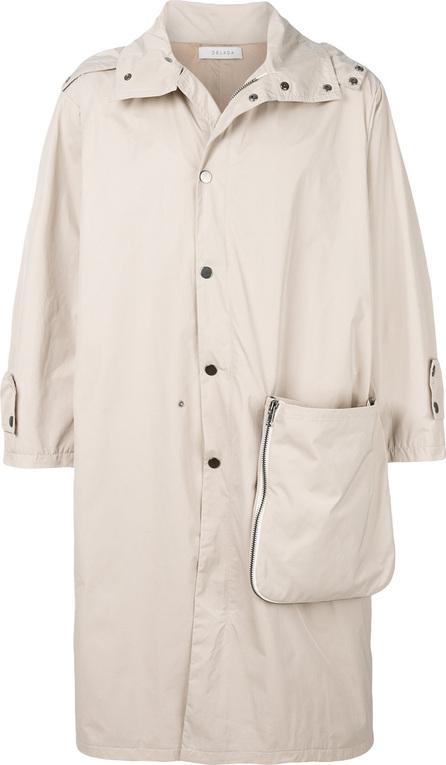 Delada Removable pocket coat