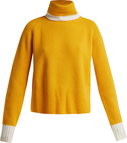 Sportmax Zelig roll-neck cashmere sweater