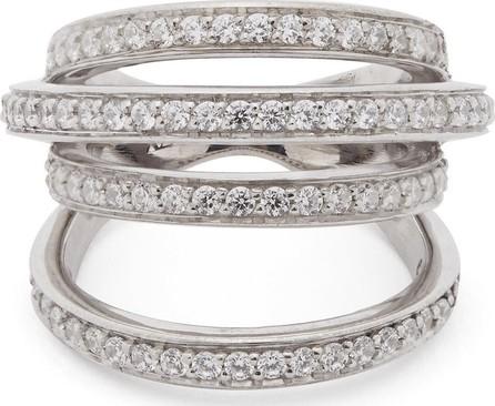 Alan Crocetti Crystal Space ring