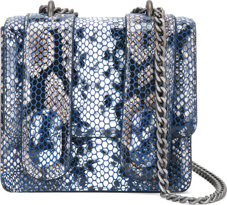 Antonio Marras printed shoulder bag