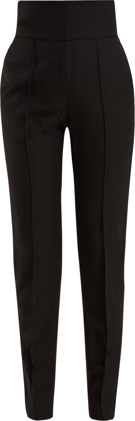 Alexandre Vauthier High-rise wool trousers