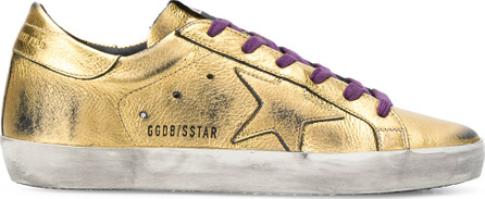 Golden Goose Deluxe Brand Side star lace up sneakers