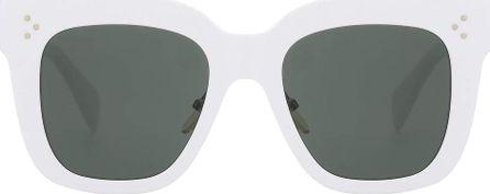 Celine Kim square sunglasses