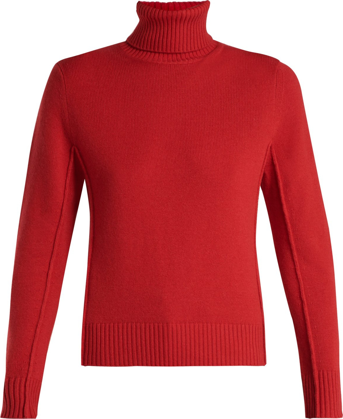 Chloe - Cashmere roll-neck sweater