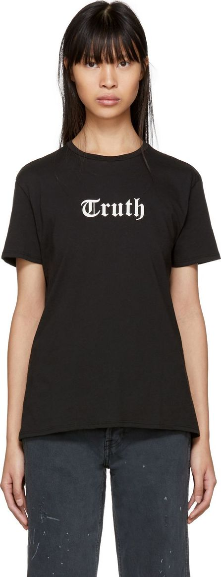 6397 Black 'Truth' Boy T-Shirt