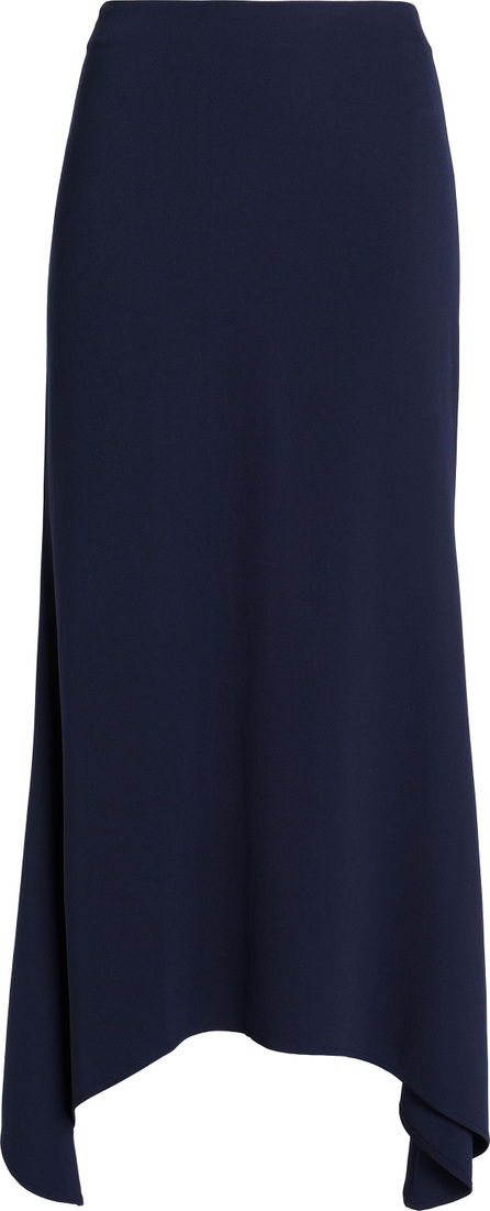 James Perse Cotton-blend twill maxi skirt