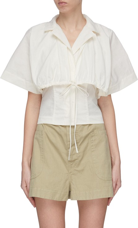 Jacquemus Layered Shirt With String Fastening