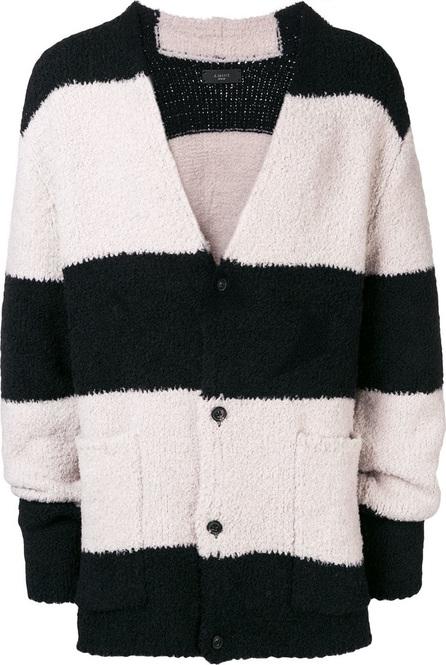 Amiri Striped cardigan