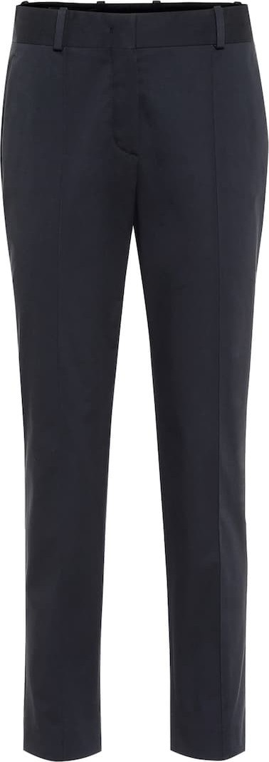 Loro Piana Derk Symphony stretch-cotton pants