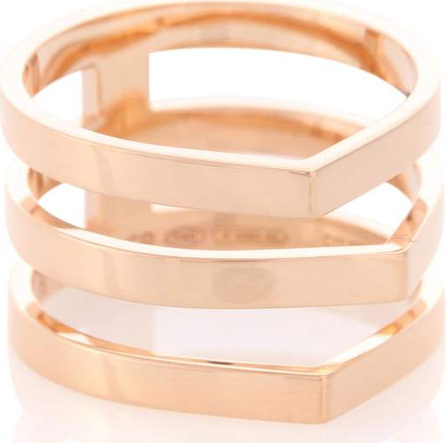 REPOSSI Antifer rose gold ring