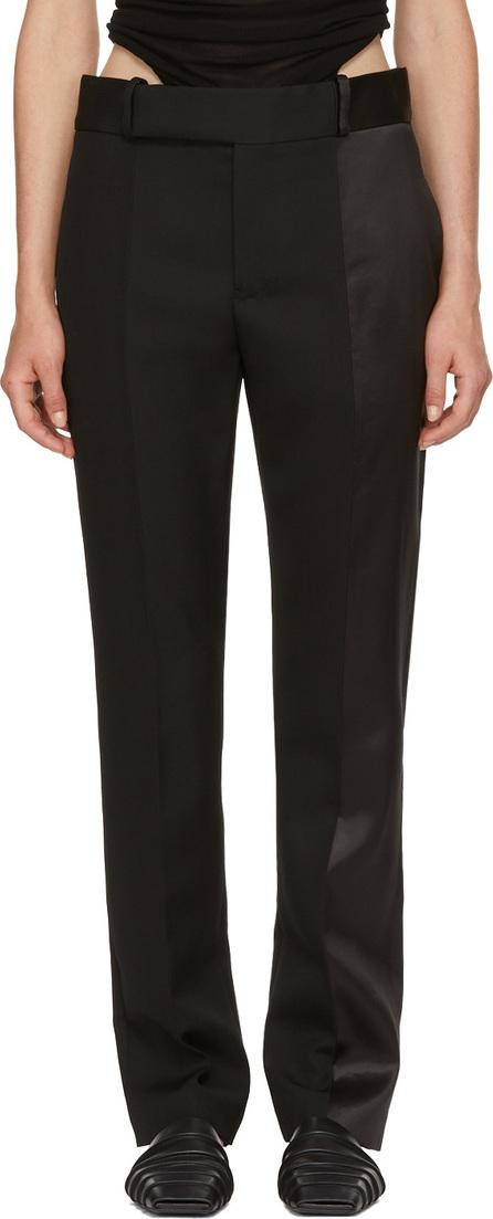 Haider Ackermann Black Classic Calder Trousers