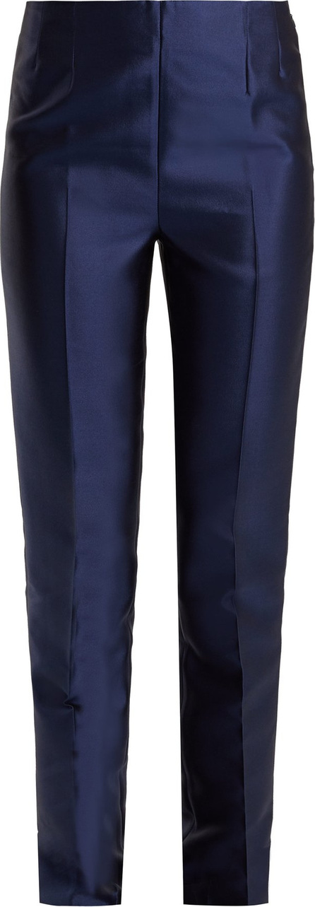 Gabriela Hearst Morrison straight-leg silk-blend trousers