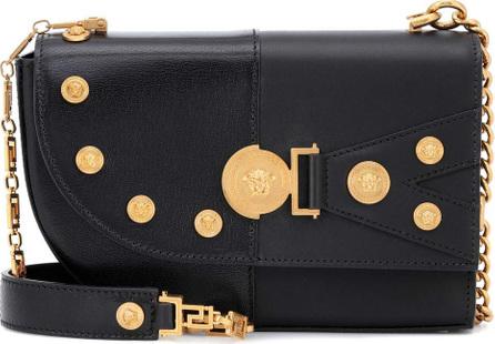 Versace The Clash Medium leather shoulder bag
