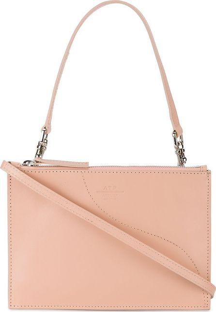 ATP Atelier Pink Lucca shoulder bag