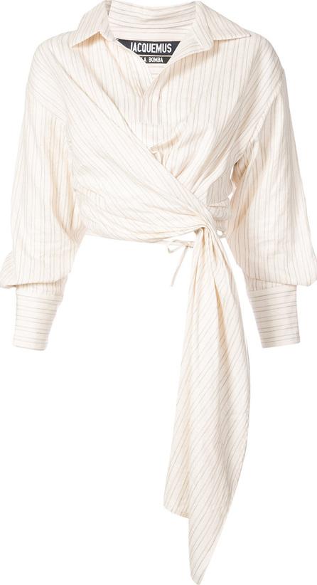 Jacquemus Nodoso blouse