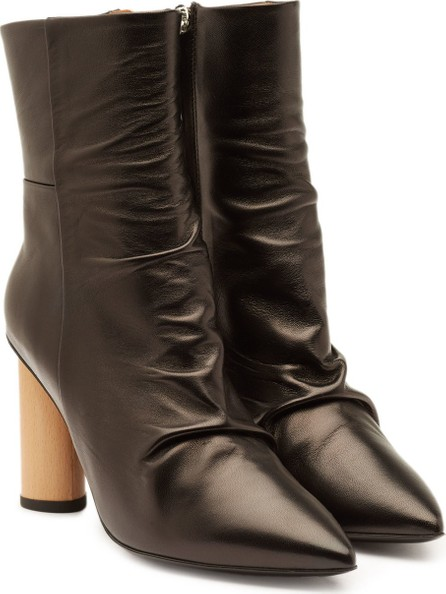 IRO Nazca Leather Ankle Boots