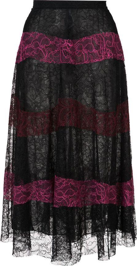 Sachin & Babi Verma lace skirt
