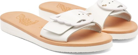 Ancient Greek Sandals Aglaia Leather Sandals