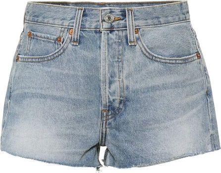 RE/DONE The Short denim shorts