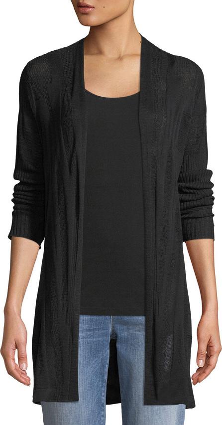Fine Silk/Organic Linen Cardigan