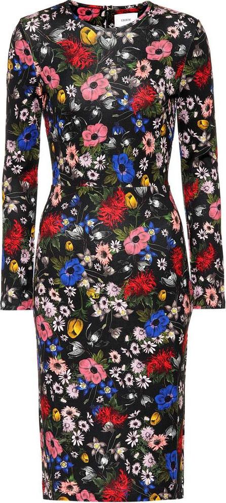 Erdem Eileen floral-printed midi dress