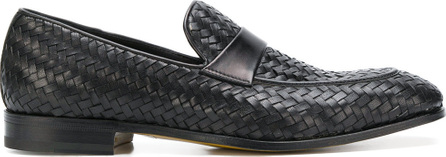 Dell'oglio Woven loafers