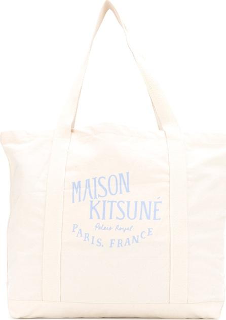 Maison Kitsune shopper tote