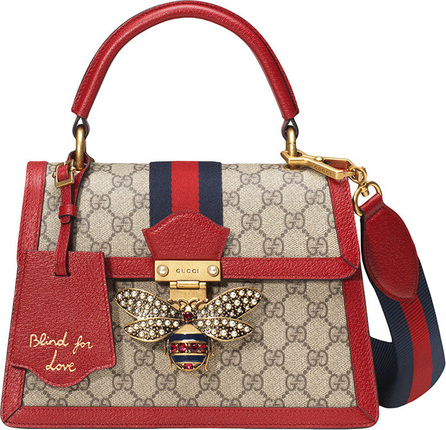 Gucci Queen Margaret GG small top handle bag