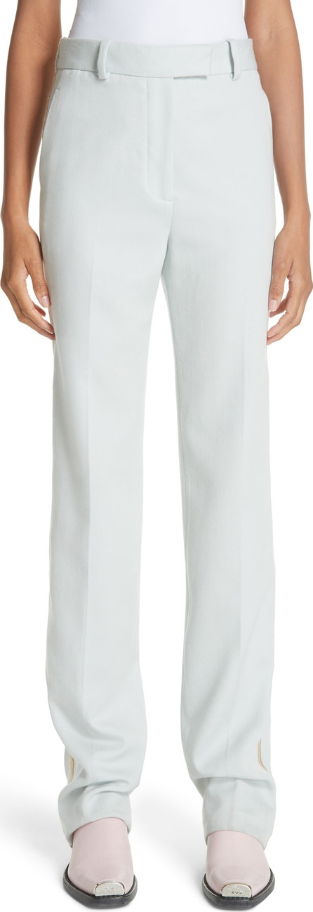 Calvin Klein 205W39NYC Wool Twill Marching Band Pants