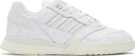 Adidas Originals White & Off-White AR Trainer Sneakers
